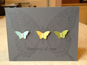 Catherine Loves Stamps: Simple Swallowtail