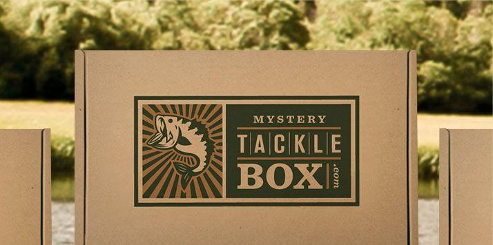 Mystery Tackle Box. BASS. $44-$165