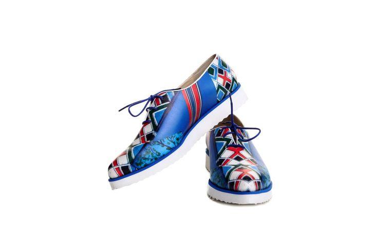 The Fence Watching Shoes #lana #dumitru #lanadumitru #digitalprint