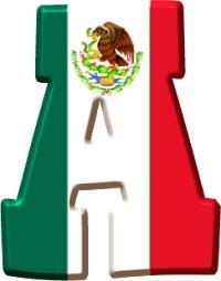 Ms de 25 ideas increbles sobre Bandera de mxico en Pinterest