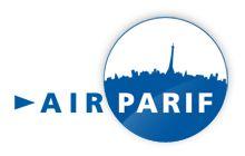 Accueil du site Airparif