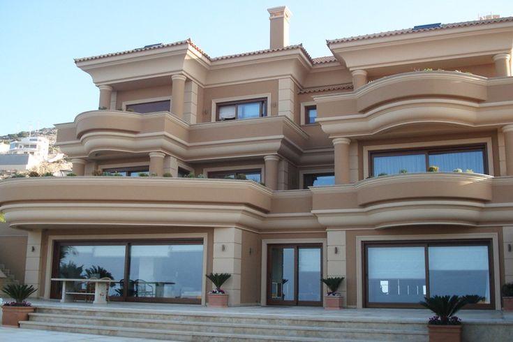 Τριώροφη Κατοικία στη Σαρωνίδα | vasdekis