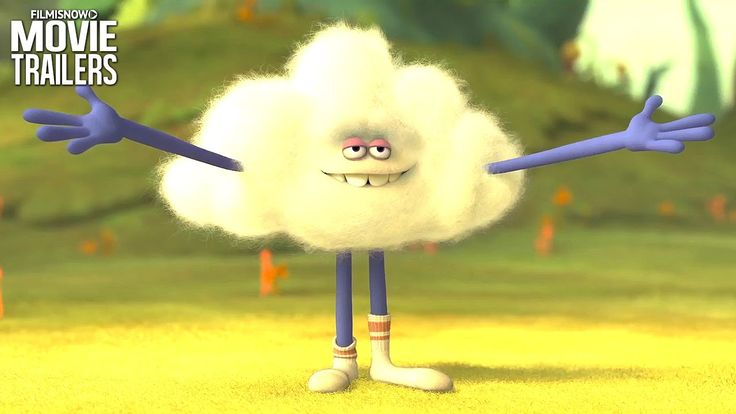 Meet Cloud Guy From The Trolls Movie Ft Justin Timberlake