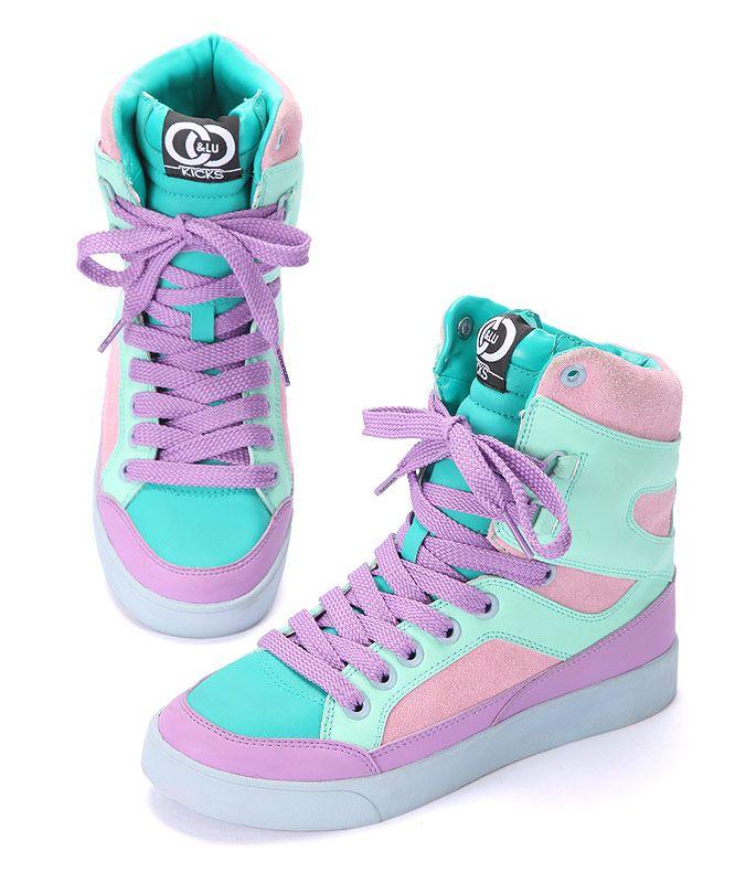 CocoLulu Sneakers - Pastel Colors <3