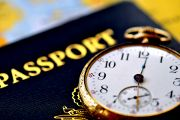 No fees to change your name on your passport if it was issued within 1 year! Phew!