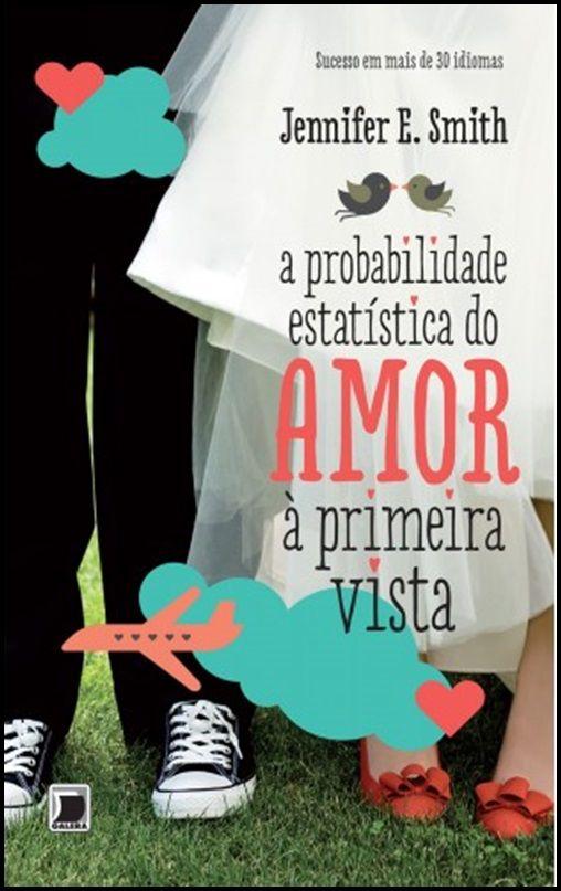 Semana de Resenhas Grupo Editorial Record !  Um livro mais que lindo e emocionate,confere e comenta!!!  Aproveita passa nos outros blogs participantes: Alquimia dos Romances Agridoce e Daily of Books    http://www.apaixonadasporlivros.com.br/a-probabilidade-estatistica-do-amor-a-primeira-vista-de-jennifer-e-smith-semana-de-resenhas-record-2/
