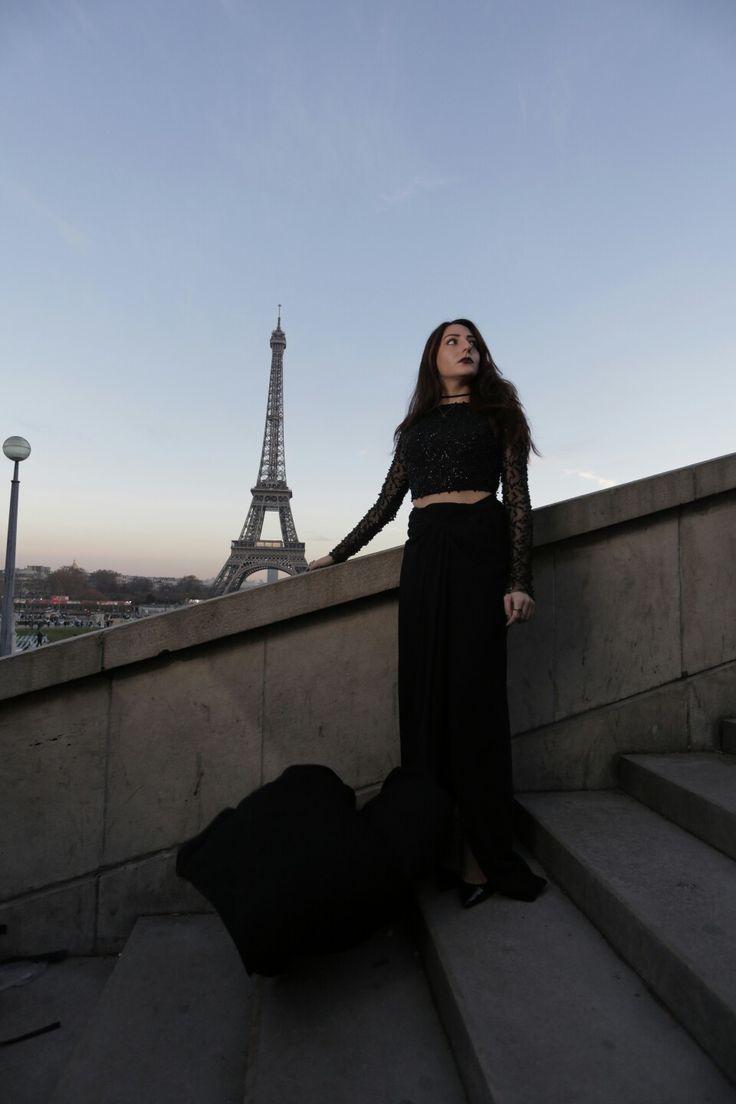 Paris Winter '17  Ayse Ceren House of Couture