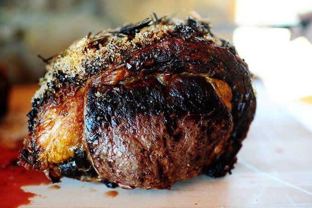 Our favorite prime rib recipe