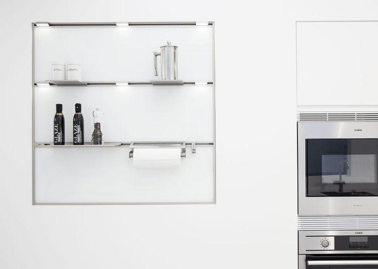 Wall-seinäjärjestelmä   Keittiömaailma   #innovaatio