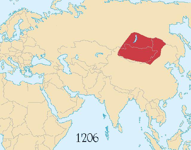 3 – Império Mongol