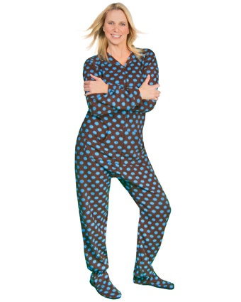 41 Best Images About Adult Fleece Footed Pajamas On