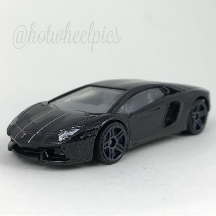 Lamborghini Aventador - 2017 Hot Wheels