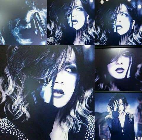 Ruki the gazette to dazzling darkness omg unf fangirl for Koi gazette