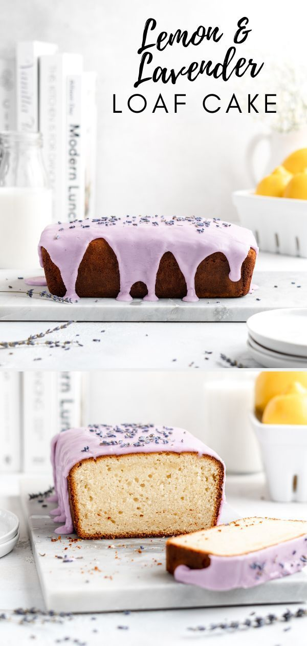 This easy to make Lemon Lavender Loaf Cake gets it's flavor from freshly zested lemon that is rubbed with sugar to bring…