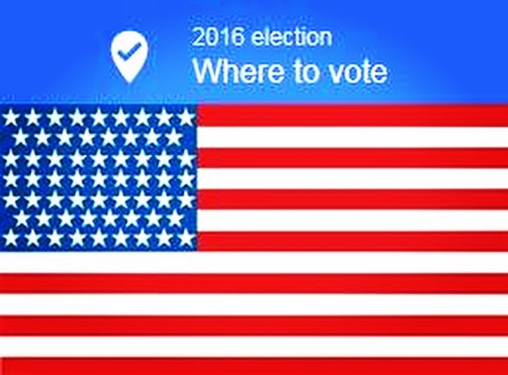 Nov. 8th is Election Day. Polling locations are assigned by residential address and your polling place may change from one election to the next, so check before you go to vote:  http://j.mp/2fyQKz2