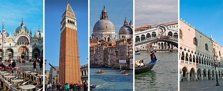 15 cosas que solo verás en Venecia #Venecia #Italia