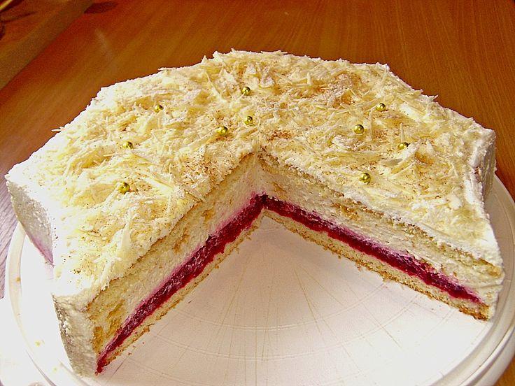 Geheime Rezepte: Spekulatius - Ricotta - Torte