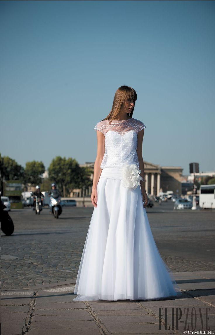 234 best Cymbeline Paris images on Pinterest | Wedding frocks ...