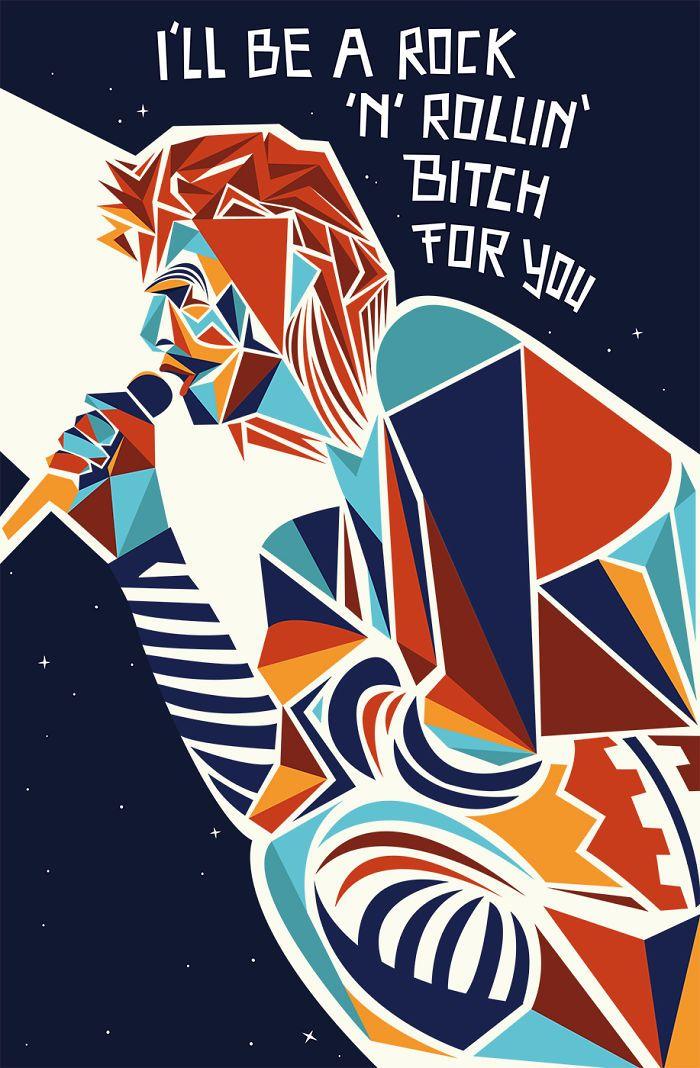 40 images hommage à David Bowie - page 9