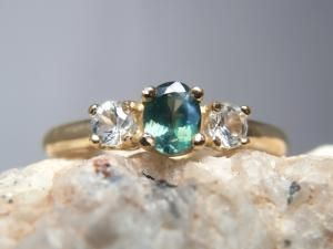 10 Best Alexandrite Rings: One for Every Budget: Small Natural Alexandrite Ring