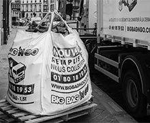 Big Bag 'N Go : la collecte de déchets de chantier à la demande