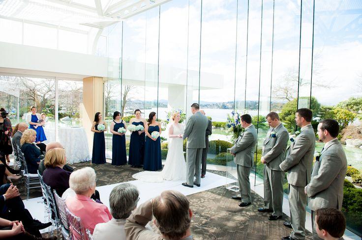 Wedding Ceremony Victoria B.C