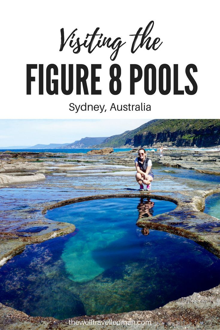 What you need to know about visiting the Figure 8 Pools, Sydney, Australia