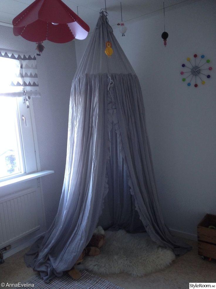 tält,sänghimmel,koja,barnrum