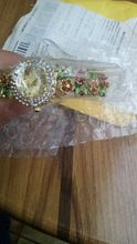 Tienda Online JUNYU 18 K Oro Moda de Las Mujeres Reloj de Cuarzo Reloj de pulsera de Cristal Dial Redondo Relojes de Vestir Casual de Las Señoras 4 Colores | Aliexpress móvil