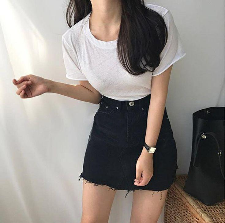 Korean Fashion Casual @oliwiasierotnik