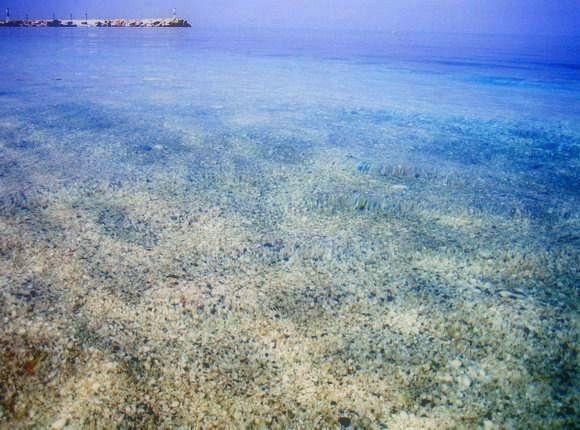 crystal waters, agios ioannis, pelion, greece