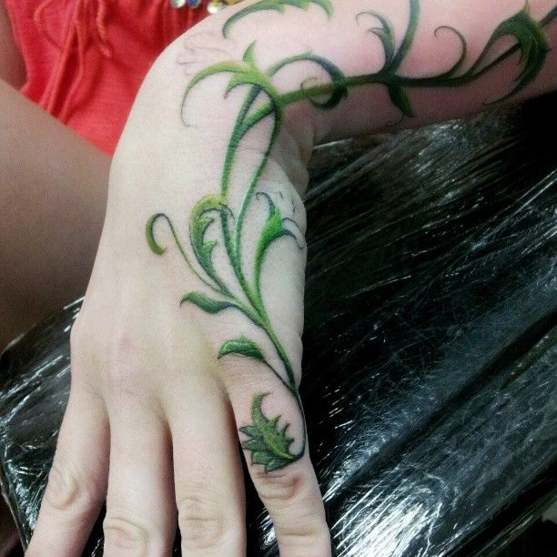 Wrist Vine Tattoos Flower: 1000+ Ideas About Vine Meaning On Pinterest