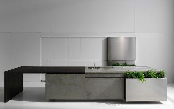 Concrete in Architecture (3): Furniture