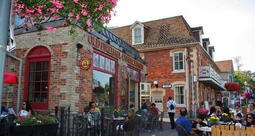 A 217-year heritage, Historic Main Street Unionville, Ontario Canada welcomes you to experience all of its charm and history.