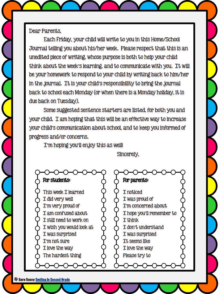 Classroom Journal Ideas ~ Friday journal pdf school ideas pinterest