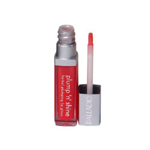 Palladio Brillo De Labios Plum Shine Sheerly  Pink Lip gloss plum shine sheerly pink
