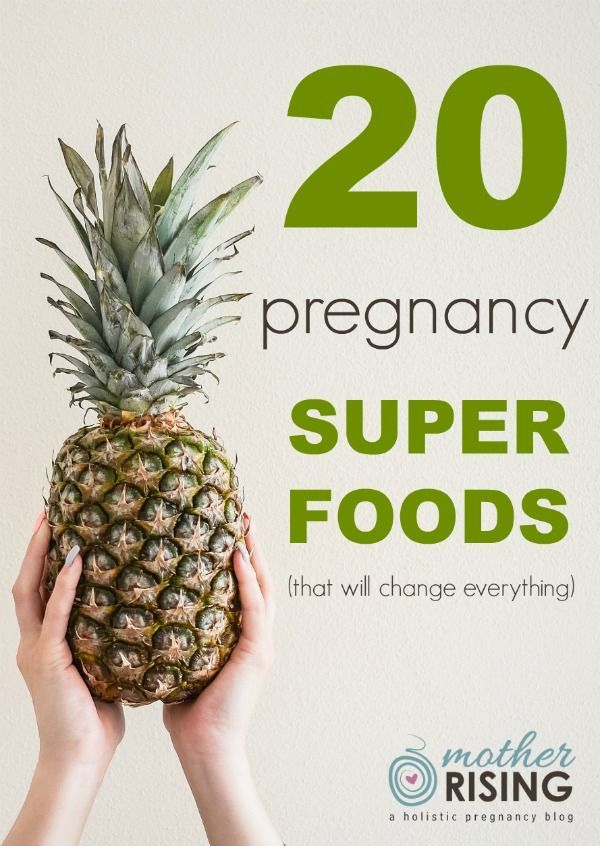 Give you and your baby the best start by learning about, exploring and enjoying the following delicious 20 pregnancy superfoods.
