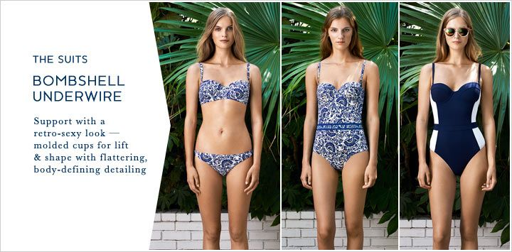 222 best images about bathing suits on pinterest swim trina turk and mara hoffman
