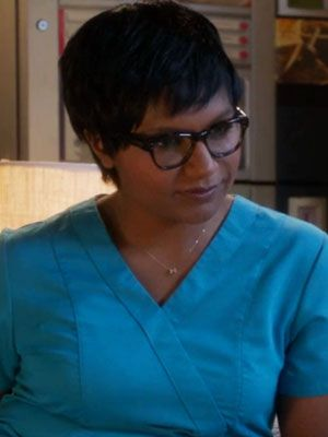 Look We Love: Mindy Kaling's Pixie Cut on The Mindy Project Season Finale : Daily Beauty Reporter: Daily Beauty Reporter: allure.com