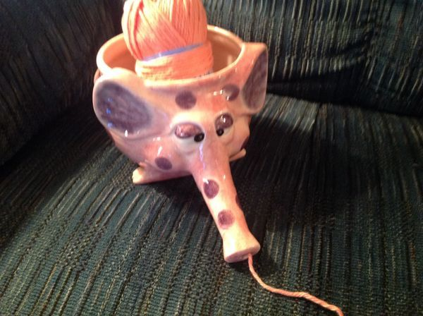 check out my yarn bowl!