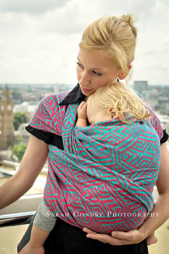 sg50 baby sling how to use