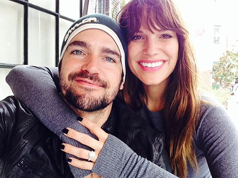 Drop Dead Diva actor Jackson Hurst and his actress girlfriend Stacy Stas got engaged last weekend, 10-13-13.