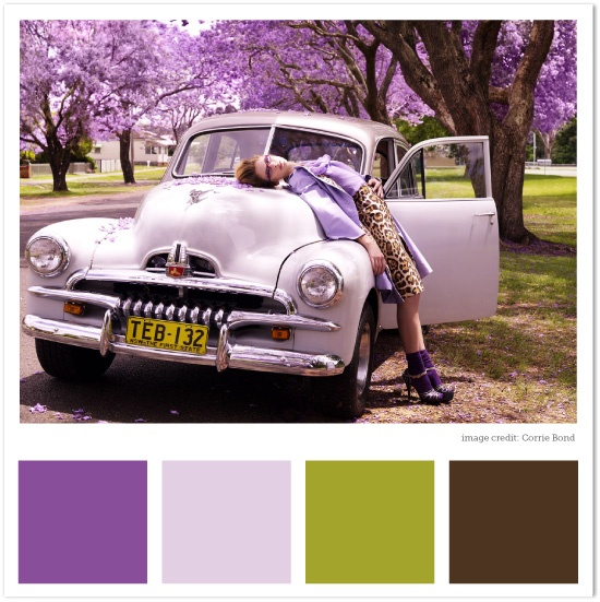 Not usually a fan of purple but this is rad! #purple #color