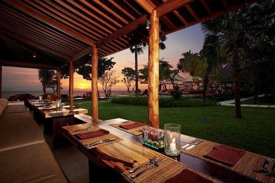 Quali Seafood Restaurant, Lombok Indonesia