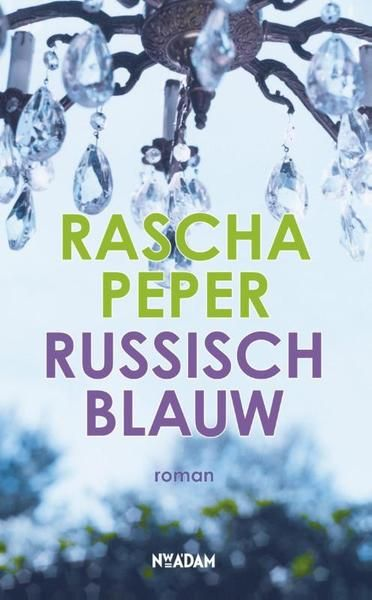 Rascha Peper - Russisch blauw