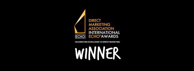 DMA ECHO 2013 WINNER