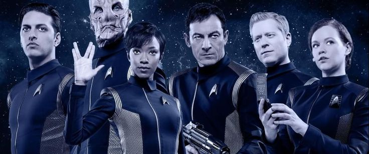News - Star Trek: Discovery has been renewed for a second season by CBS All Access. Details ahead...