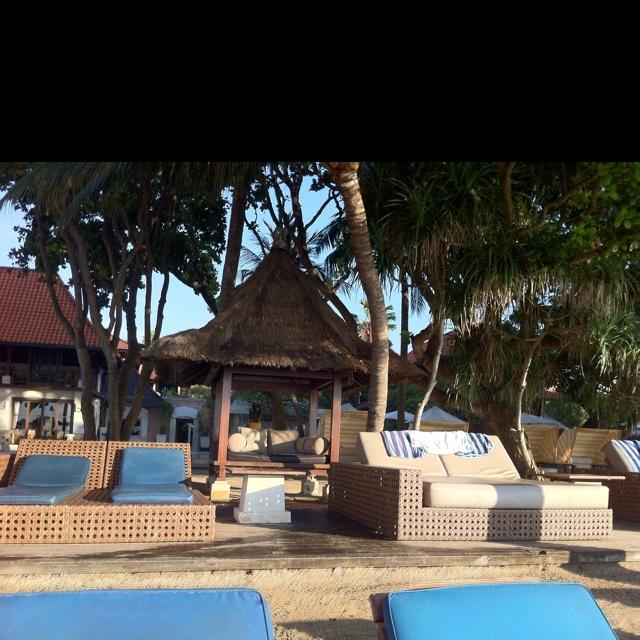 Puri Santrian Resort & Spa, Bali