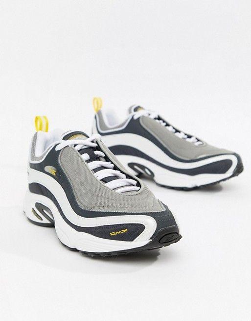 19fa54520c4 Reebok Daytona DMX Sneakers In Gray CN3809