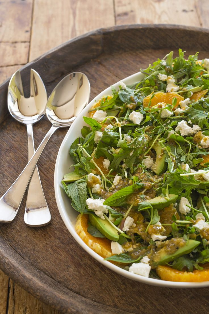 This fresh summery Avocado, Chili and Mandarin Salad is perfect for an Aussie Christmas, or to take to BBQ's, on picnics or family get-togethers.
